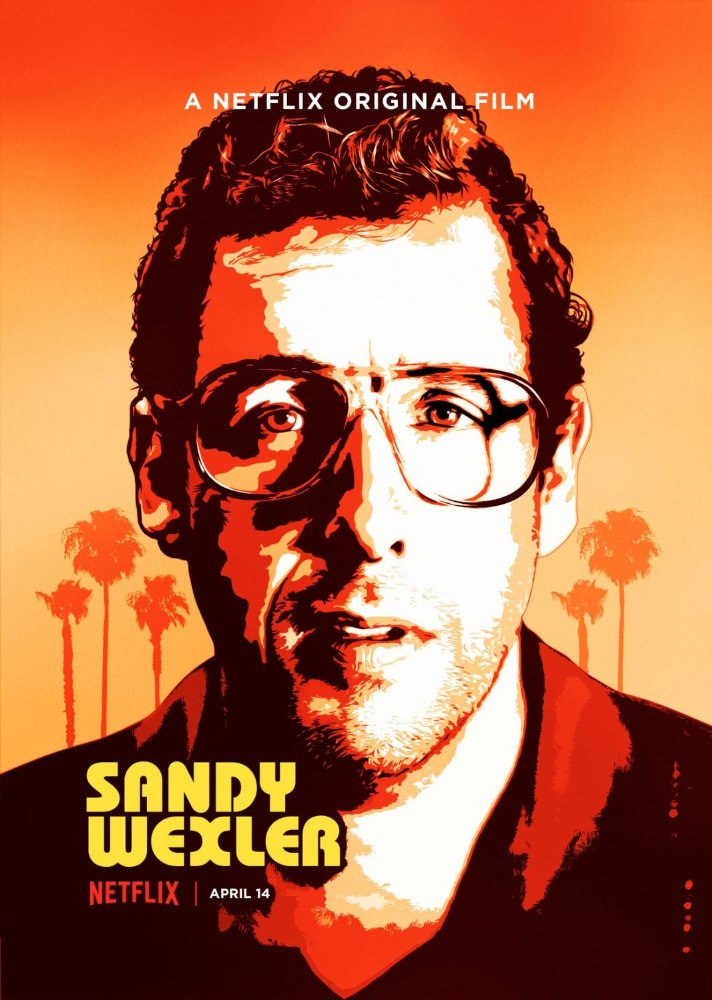 Sandy Wexler (2017) Movie