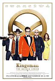 Kingsman The Golden Circle (2017)