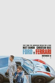 Ford v Ferrari 2019